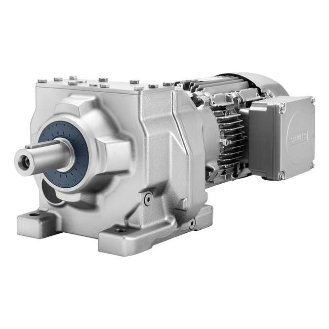 Цилиндрические мотор-редукторы