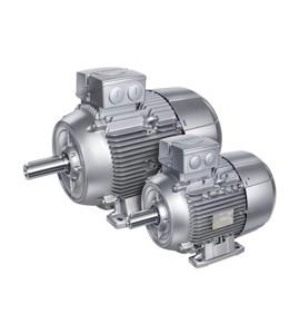 Асинхронные электродвигатели Siemens